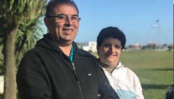 """ARA San Juan: """"Quiero sacar a mi hijo de ahí pero mi esposa sostiene que esa ya es su tumba"""""""