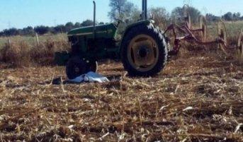Pueblo Libertador: mujer manejaba un tractor y atropelló a su padre