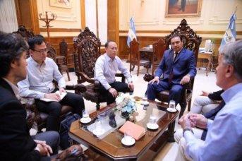 Corrientes: Provincia y el gobierno de China fomentan inversiones