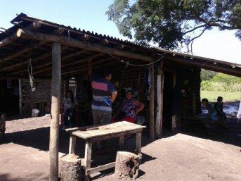 La Provincia releva daños en viviendas de Mbrucuya y Derqui
