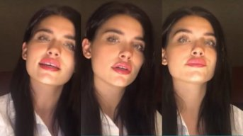 Eva De Dominici contó que fue abusada por un director de cine a los 16 años: su mensaje para Juan Darthés