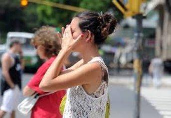 Ola de calor en Corrientes: La sensación térmica superó los 45° a la siesta