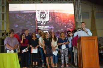 UCR: Asumieron autoridades con la mira puesta en 2019