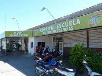 Chocó contra otra moto, agonizó nueve días y murió en el hospital