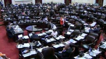 Diputados sesiona para aprobar la ley contra las barrabravas