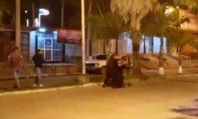 La polic�a detuvo a Jonathan Aquino por el homicidio en La Olla