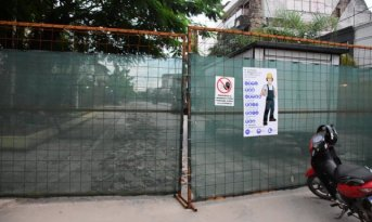 Comenzó la construcción de la primera peatonal en el centro comercial de Formosa