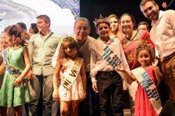 El Intendente Tassano lanzó los Carnavales Barriales 2019