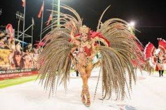 Carnavales correntinos:Se espera unfin de samana XL