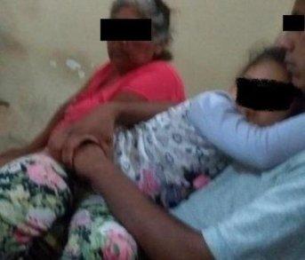 Denunció que su nena fue raptada