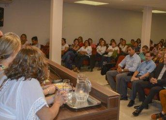 Se inició la Primera Jornada de Formación Docente del Plan Provincial de GIRSU