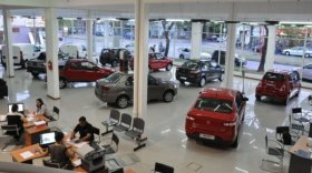 Planes de ahorro para autos siguen en picada: caen 53%