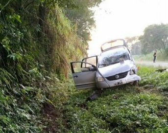 Cerro Azul: Conductor falleció tras impactar contra un paredón