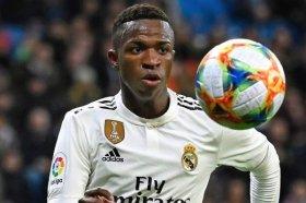 Vinicius Jr explicó por qué eligió al Real Madrid y no al Barcelona