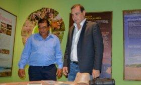 En Concepci�n, Vald�s entreg� herramientas y anunci� obras para fortalecer el perfil tur�stico de pueblo aut�ntico