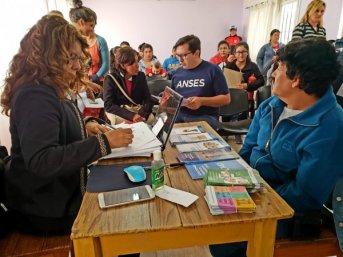 Anses inició trámites a más de 2500 personas en distintos operativos en Capital y el interior