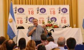 ELI re�ne a su tropa por alianzas para junio