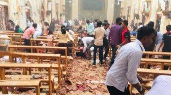Sri Lanka: 200 muertos y casi 500 heridos tras varias explosiones
