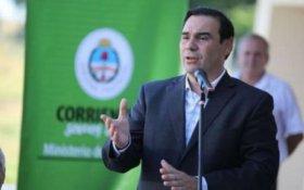 Valdés retoma la agenda con visitas al interior provincial