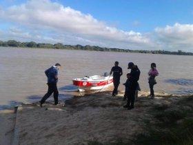 Juzgado de Paz intervino en el rescate de 3 niños frente a la isla Guaycurú