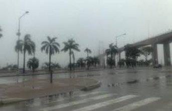 Pronostican lluvias y tormentas hasta el sábado
