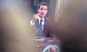 El gobierno de Venezuela mantuvo contactos con representantes de Guaid�