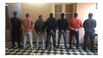 Detuvieron a 5 policías por la muerte de los 4 chicos en el choque de San Miguel del Monte