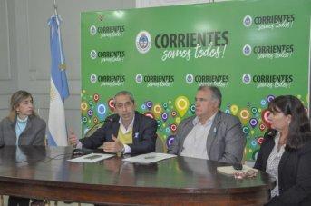 Articulación interinstitucional coordinada por Provincia, presentó datos de relevamiento urbano en el Barrio Paloma de la Paz