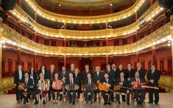 Velada artística conmemorando 209 años de la Revolución de Mayo y 106 años del Vera