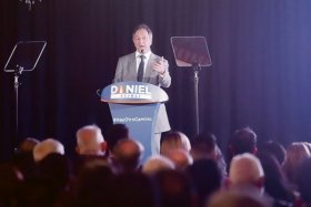 Scioli lanzó candidatura y plan para pymes con nuevo Banco de Desarrollo