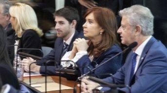 Autorizan a Cristina a no concurrir a segunda audiencia del juicio en su contra