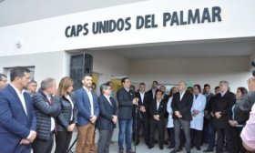 Inauguraron en Paso de los Libres el sector de Neonatolog�a del Hospital San Jos� y un CAPS en el Paraje El Palmar