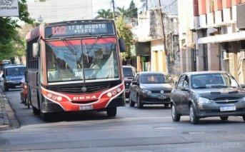 Sin servicio de emergencia ni sanciones, desde la medianoche no habrá colectivos en Corrientes