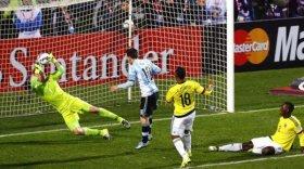 Argentina hace su estreno ante Colombia en la Copa América