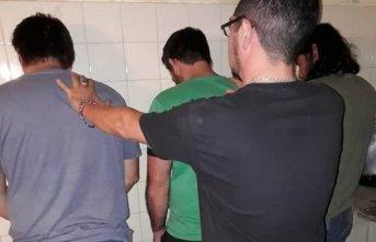 Comerciante denunció asalto y apresaron a presuntos autores