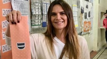 Amalia Granata será diputada provincial en Santa Fe