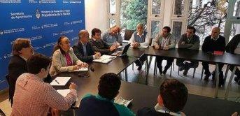 Corrientes destacó su potencial en la cadena de Batata