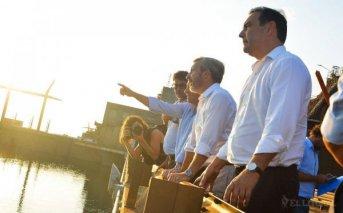 Valdés retomará sus actividades la próxima semana y espera por Macri