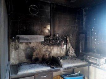 Susto en un sanatorio de Resistencia, se incendio en área de Pediatría