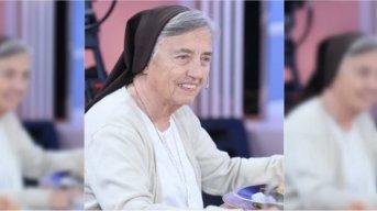 Marcha atrás de la monja Pelloni sobre sus dichos de La Cámpora: