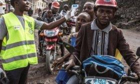 Primer caso mortal de �bola en Goma, una ciudad congole�a de dos millones de habitantes