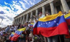 El 70% de los inmigrantes venezolanos en el pa�s trabaja en negro