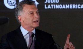 Macri, a 25 a�os del atentado contra la AMIA: Vamos a seguir exigiendo que los imputados por nuestra Justicia sean juzgados en suelo argentino