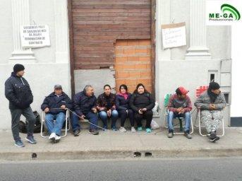 Exclusivo: Trabajadores de las Delegaciones Municipales reclaman pago de sueldo
