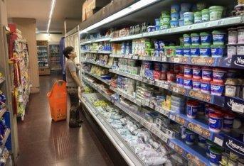 Ventas en súper y shopping acumularon 12 meses de caídas consecutivas