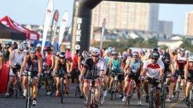 Presentaron la tercera edición del Ironman Argentina