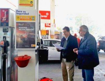 En Corrientes, entes oficiales intensifican inspecciones a estaciones de servicio