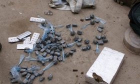 B� La Vizcacha: desarmaron otro kiosco narco y detuvieron a una pareja