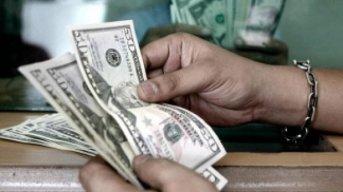 El dólar se da vuelta y sube seis centavos a $59,15