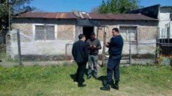Femicidio seguido de suicidio en Monte Caseros